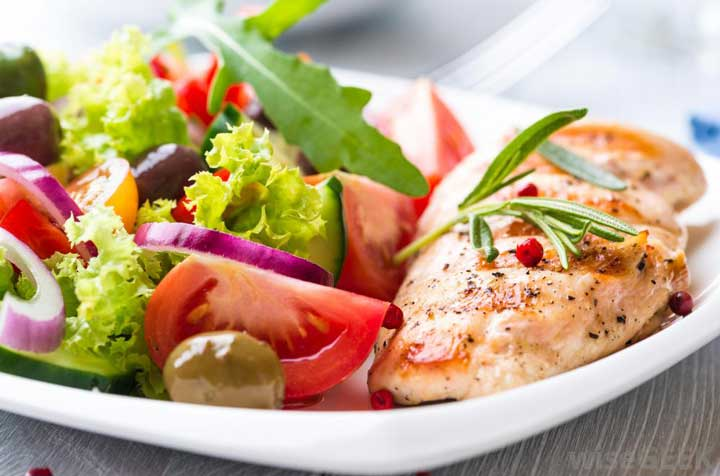 การปรุงอาหารไขมันต่ำเพื่อสุขภาพ