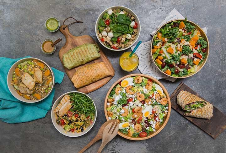 กินปริมาณที่พอเหมาะ อาหารเพื่อสุขภาพ