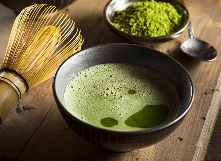 ดื่มชาเขียว ลดน้ำหนัก