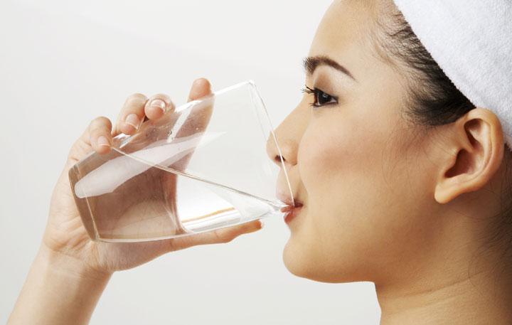 ดื่มน้ำเปล่าแทนน้ำหวาน