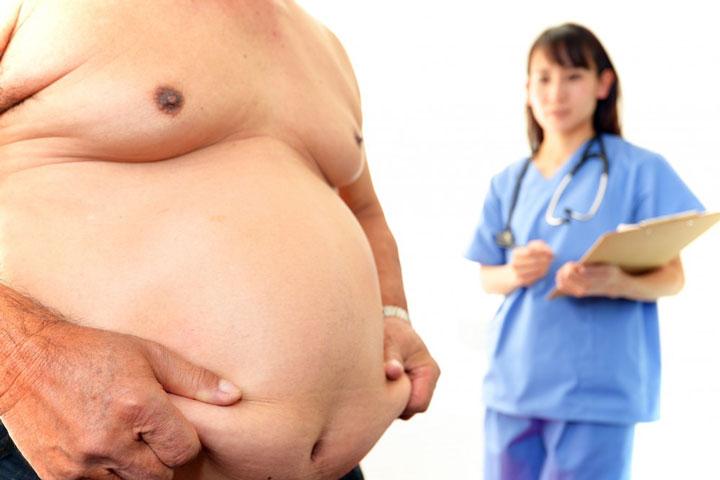 น้ำหนักเกิน เสี่ยงต่อการเกิดโรคหัวใจ