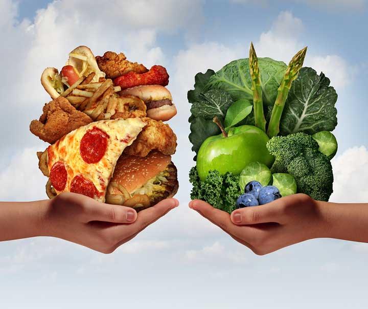 ยังคงทานอาหารไขมันต่ำ ลดน้ำหนัก