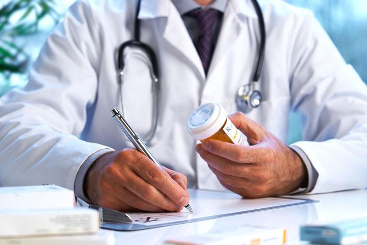 ยาที่สั่งจากแพทย์ ลดน้ำหนัก