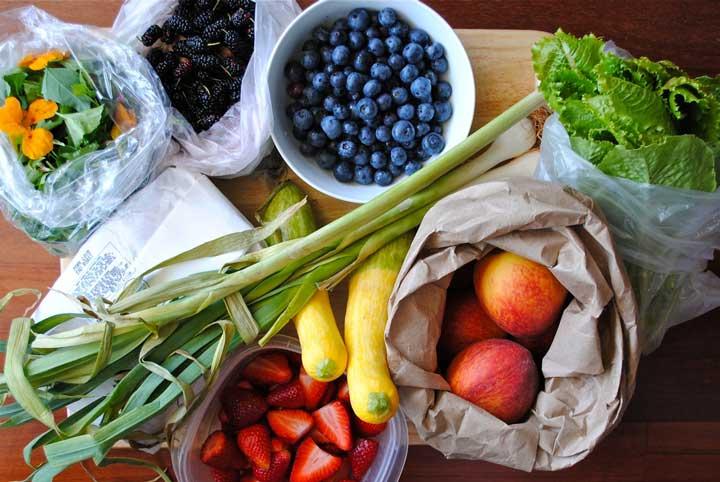 หลีกเลี่ยงการทานผลไม้ ลดน้ำหนัก