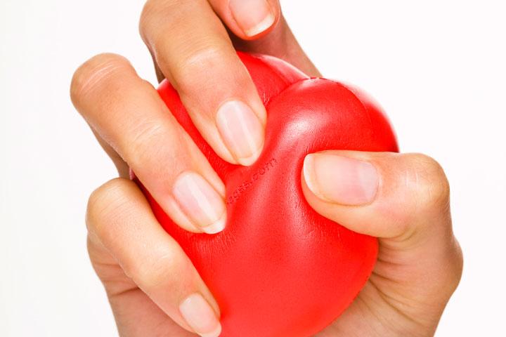 อาการจากภาวะกล้ามเนื้อหัวใจอ่อนแรง