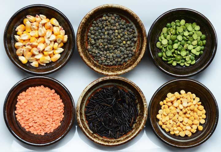 เปลี่ยนการกินธัญพืชขัดสีมาเป็นธัญพืชเต็มเมล็ด