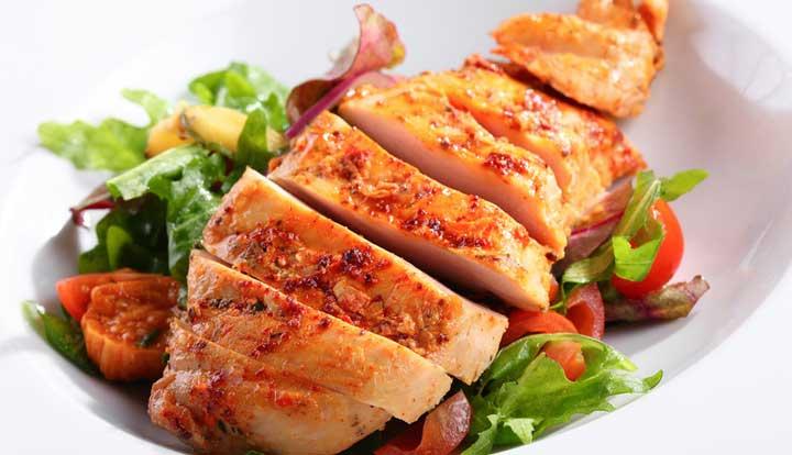 เลือกถั่ว ธัญพืช เนื้อไก่ หรือปลา เบาหวาน