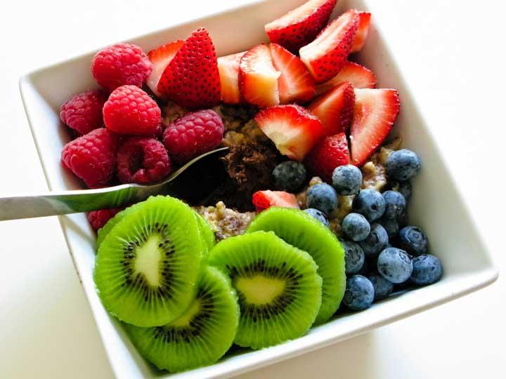 เลือกอาหารที่มีประโยชน์ สุขภาพ