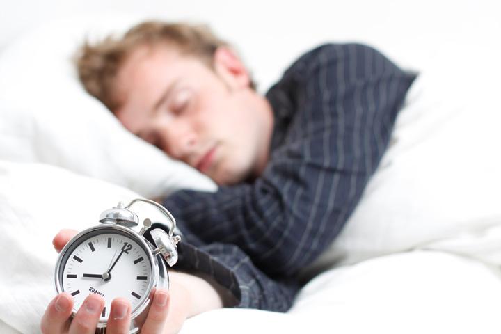 โรคนอนไม่หลับชั่วคราว