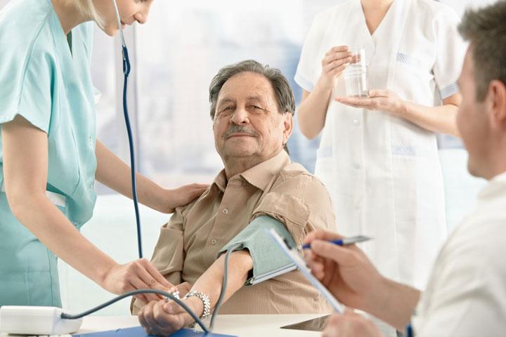 ใครที่มีความเสี่ยงเป็นโรคความดันโลหิตสูง