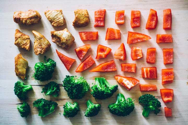 5. รับประทานอาหารในปริมาณที่เหมาะสม