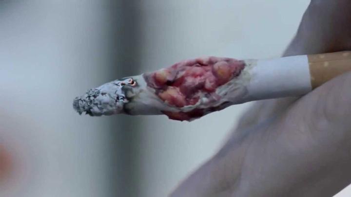 ไม่สูบบุหรี่ มะเร็ง
