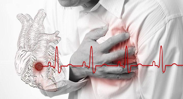 สัญญาณและอาการโดยทั่วไปของโรคหลอดเลือดหัวใจ